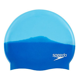 Nón Bơi Unisex Speedo Speedo Multi Colour Silicone Cap Colourful 190719 (Size One Size)