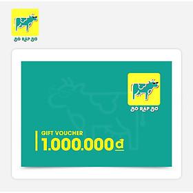 O Food - Phiếu quà tặng Bò Ráp Bơ 1000K