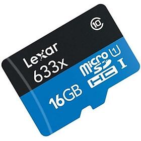 Thẻ Nhớ Lexar MicroSDHC High-Performance  633x 16GB UHS-I - 95MB/s -Hàng Chính Hãng
