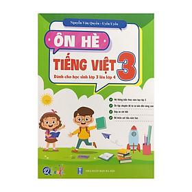 Ôn hè Tiếng Việt 3