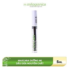 Mascara Dầu Dừa Dưỡng Mi Milaganics