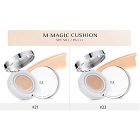 Phấn nước MISSHA M Magic Cushion SPF50+/PA+++-1