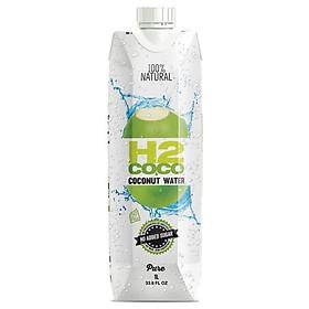H2COCO Pure Coconut Water 1 Litre