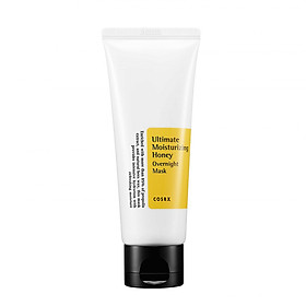 Mặt Nạ Ngủ COSRX Ultimate Moisturizing Honey Overnight Mask (60ml)