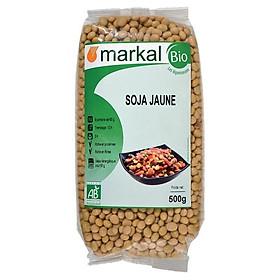 Đậu nành hữu cơ Markal 500g