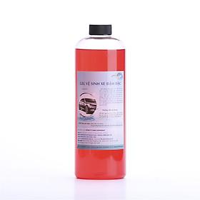 Gel rửa xe ô tô, xe máy đậm đặc Chọn Xe (500ML) tặng kèm bông vệ sinh xe chuyên dụng