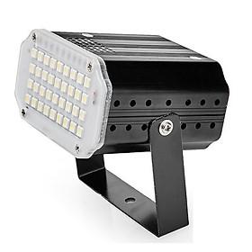 Đèn led sân khấu 36 led cảm ứng nhạc ánh sáng trắng