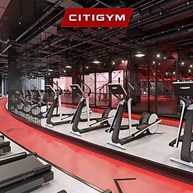 CITIGYM  - Gói tập trải nghiệm 1 tháng tặng 01 buổi huấn luyện viên (PT) tại Hệ Thống CITIGYM