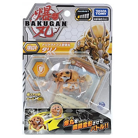 Quyết Đấu Bakugan - Chiến Binh Giác Long Trhyno Gold - Baku034