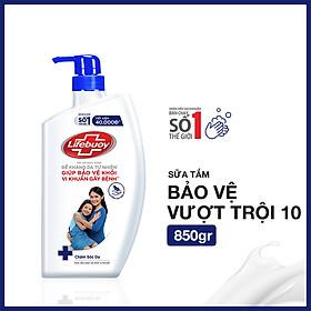 Sữa Tắm Lifebuoy Chăm Sóc Da 32866108 (850g)