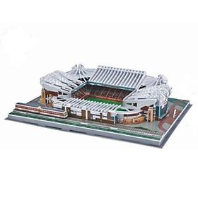 Gotoamei Old Trafford Stadium 3D Jigsaw Model Football Puzzle