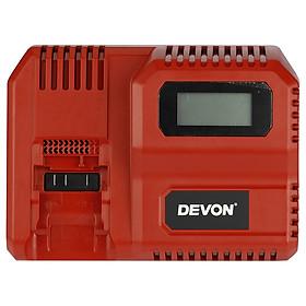 Sạc pin siêu nhanh DEVON 5339-Li-20F 20V