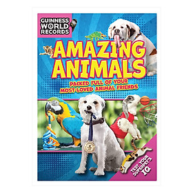 Guinness World Records: Amazing Animals (Paperback)