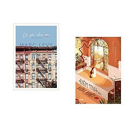 Combo 2 cuốn sách: Cô gái như em + Điềm tĩnh và nồng nhiệt  - Đỏ