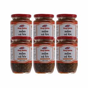 6 Hũ Mắm Cá Lóc Sông Hương Foods Hũ 430g