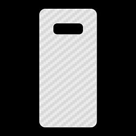 Miếng Dán Mặt Lưng Cacbon Dành Cho Samsung Galaxy S10E- Hàng Chính Hãng