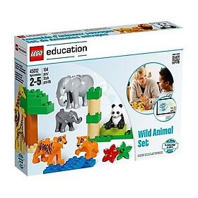 Đồ Chơi LEGO EDUCATION Bộ Động Vật Hoang Dã 45012
