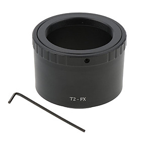 T T2 Telephoto Lens to   FX Mount Adapter for X-Pro2 X-E2 X-A5 X-T20