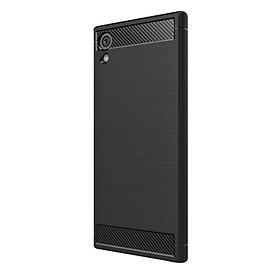 Ốp Lưng Dành Cho Sony Xperia XA1 Plus Chống Sốc Dẻo - Hàng Nhập Khẩu