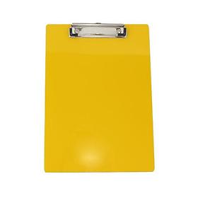 Bìa Mica trình ký A4 Đứng có kẹp giấy - G02 (KT: 21.5 x 30.5cm)