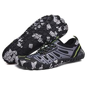 Giày đi nước chống trơn trượt, nhẹ, thoáng, phù hợp đi du lich, leo núi, thân thiện với môi trường, chịu nước tốt và nhanh khô (SA053-G)-6