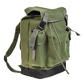70L Large Capacity Multifunctional Bag with Drawstring Design Fishing Tackle Backpack For Traveling Hiking Camping
