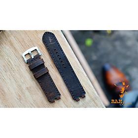 Dây đồng hồ dành cho Pebble Steel-SIZE 22MM .