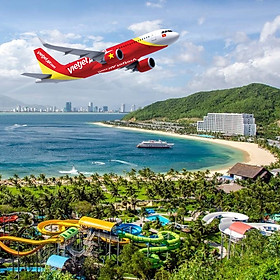 [Siêu Combo 3N2Đ] Vinpearl Resort + Vé Máy Bay Khứ Hồi, Buffet Sáng, Đón Tiễn Sân Bay, Áp Dụng Phú Quốc, Nha Trang, Đà Nẵng, Nam Hội An