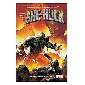 Marvel Comics: She Hulk Vol 3: Jen Walters Must Die
