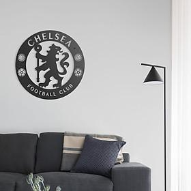 Logo Chelsea khung trang trí