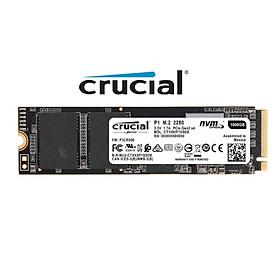 Ổ Cứng SSD Crucial P1 M2 2280 PCIe NVMe - Hàng Nhập Khẩu