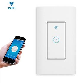 Home Smart WIFI Light Switch Works with Alexa Google Home IFTTT Smart Life US Plug