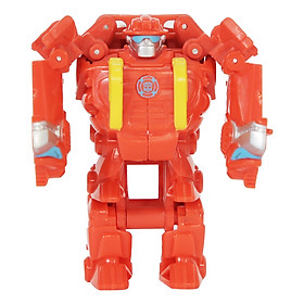 Mô Hình Heatwave Hasbro - Khủng long biến hình Transformer Rescue Bots