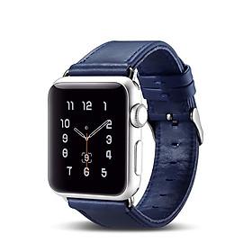 Dây đeo thay thế cho Apple Watch chất liệu da bò
