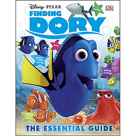 Disney Pixar Finding Dory The Essential Guide