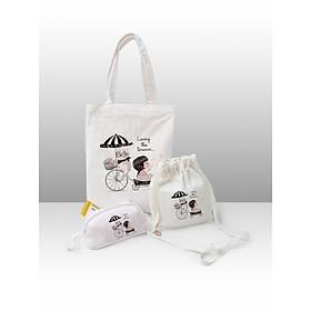 Biểu đồ lịch sử biến động giá bán Túi tote Covi set 3 sản phẩm thời trang ( túi tote, túi đeo chéo nhỏ, ví cầm tay)