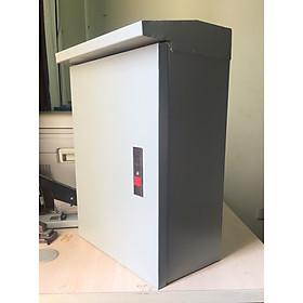 Vỏ tủ điện ngoài trời 30x40x15 cm sơn tĩnh điện bền đẹp