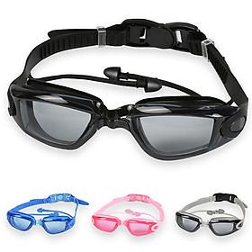 Kính Bơi Tráng Gương Dành Cho Người Lớn Và Trẻ Em HA-8700 Chống Nước, Sương Mù, Tia UV Bảo Vệ Tối Đa Đôi Mắt Của Bạn (Giao Màu Ngẫu Nhiên)