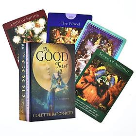 Bộ Bài Bói  The Good Tarot Cao Cấp