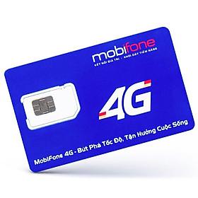 Sim 4G Mobifone Gói C120 - Khuyến Mại 60GB/Tháng - Gọi Nội Mạng Miễn Phí + 50 Phút Gọi Ngoại Mạng - Hàng Chính Hãng