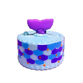 Squishy bánh kem mini quà tặng cho bé