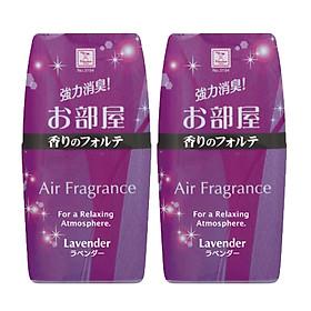 Combo Hộp thơm phòng hương lavender nội địa Nhật Bản