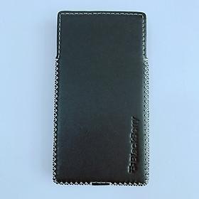 Bao da cho điện thoại Blackberry Priv - Hàng nhập khẩu