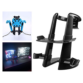 VR Headset and Touch Controllers Stand Mount for Oculus Quest 2 Rift Rift S
