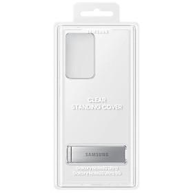 Ốp lưng Clear Standing Samsung Galaxy Note 20 Ultra EF-JN985 - Hàng Chính Hãng