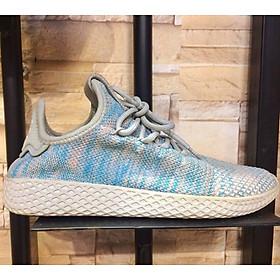 Sneaker nâng đế xanh Coma cao cấp