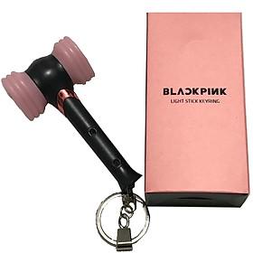 Gậy Cổ Vũ Dạng Móc Khóa Unoff Lightstick Blackpink gậy cổ vũ ánh sáng hòa nhạc phát sáng nhóm nhạc idol Hàn quốc-0