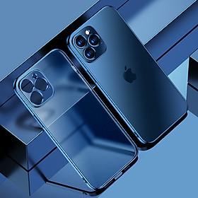 Ốp Lưng Nhám Iphone 12pro / 12 Pro Max