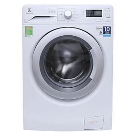 Máy Giặt Cửa Ngang Inverter Electrolux EWF12942 (9kg) - Trắng - Hàng Chính Hãng