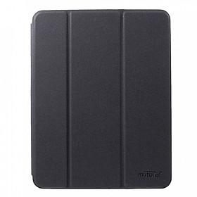 Bao da Mutural Tailor dựng đứng có khay bút dành cho iPad Gen 7 ( 10.2 inch ) - Hàng chính Hãng